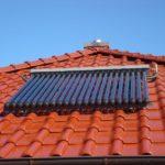 systemy kolektorów słonecznych