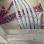 przewody systemu wentylacyjnego