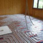 ogrzewanie podłogowe roboty